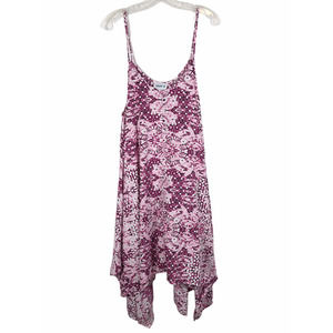 Swimsuits for All 18 20 Coverup Dress Pink 1231